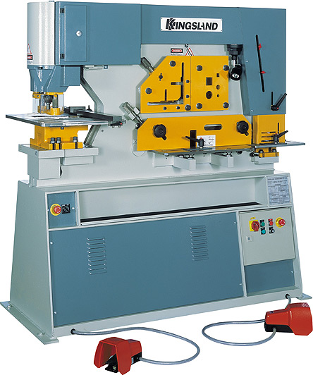 ironworker machine